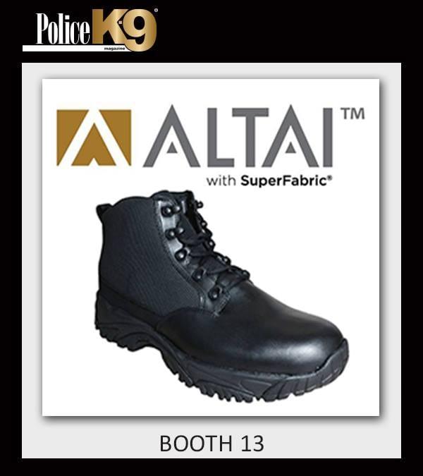 ALTAI 2016 Police K9 Conference Las Vegas