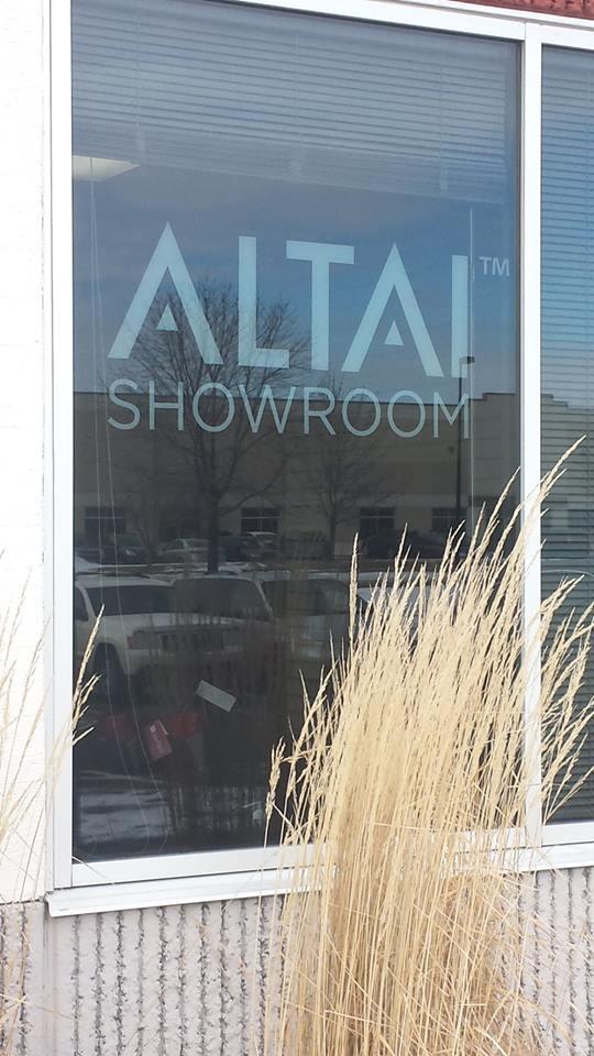 Altai Showroom in Oakdale MN