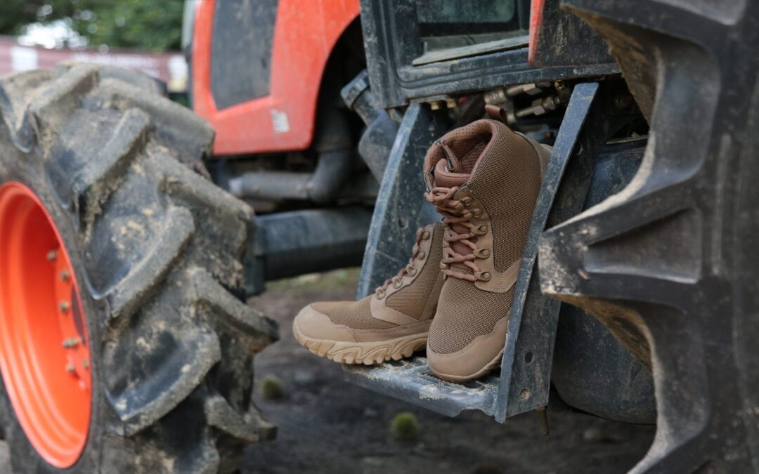 The Dos and Don'ts of Breaking in Your Work Boots