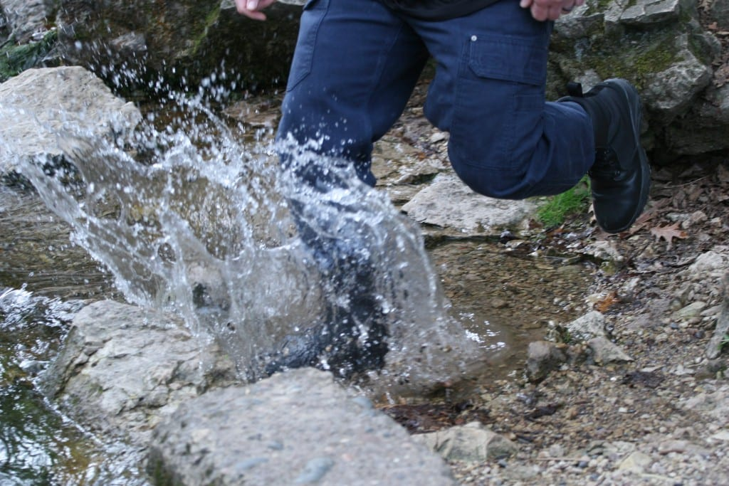Boots for Hiking in Water
