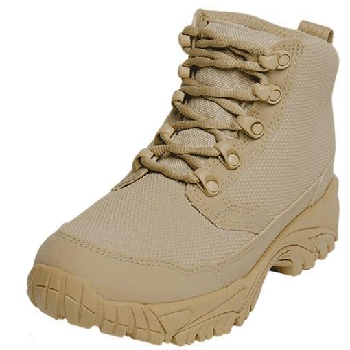 ALTAI 6″ Waterproof Tan Boots (MFM100-S)