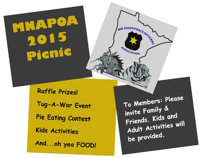 2015 MNAPOA Picnic